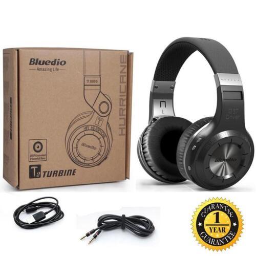 Bluedio Turbine Hurricane Bluetooth 4.1 Chic Wireless Stereo