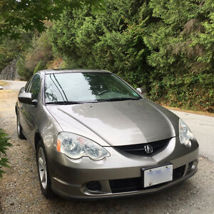 *** 2002 Acura RSX Hatchback - Low Kms***
