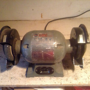 King Canada grinder/polisher