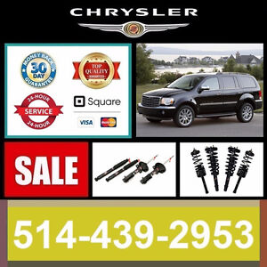 Chrysler Aspen ► Amortisseurs • Shocks and Struts