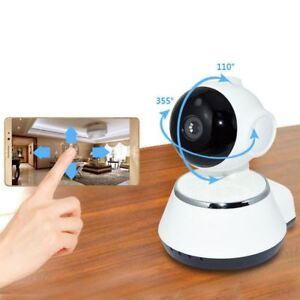 Wireless Indoor Smart Camera Home Security WiFi Video Pet/Baby Monitor Cameras