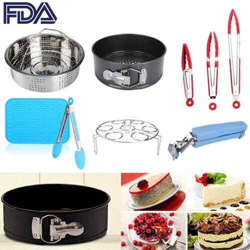 Instant Pot Accessories Steamer Basket - Fits Insta Pressure