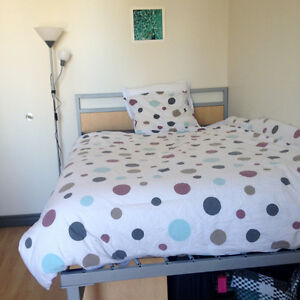 ROOM AVAILABLE IN DOWNTOWN APARTMENT FROM 15/05 TO 31/08