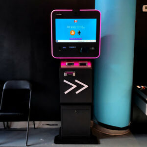 Bitcoin and Ethereum ATM in Midtown Toronto (Buy & Sell)
