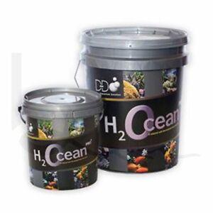 DD H2O Ocean 23kg Buckets of Aquarium Salt