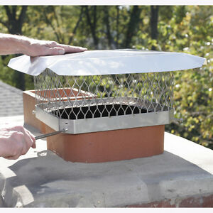 Chimney Caps - Stainless Steel