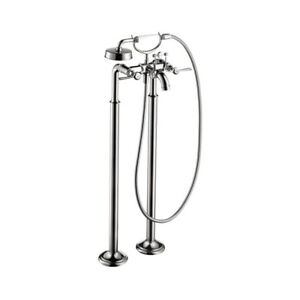 Hansgrohe 16553001 Axor Montreux Freestanding 2 Handle Tub Fille