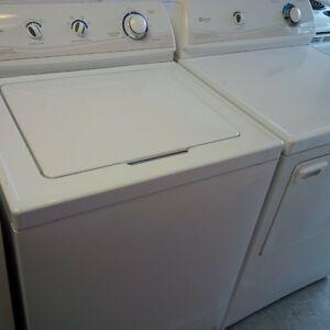waser dryer set maytag excellent con