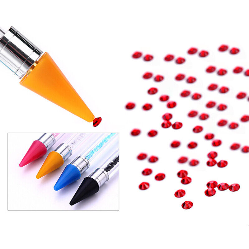 5D Diamond Painting Cross Stitch Embroidery Pen Tools Set Mosaic Glue TweezeBLEA