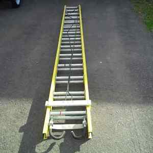 Featherlite extension commercial ladder for sale