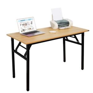 "Need Computer Desk Office Desk 55"" Folding Table Computer Table"