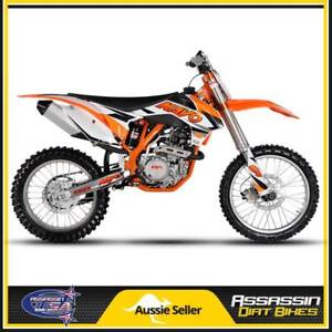 ASSASSIN Dirt Bike K6 EFI 250CC 4 STROKE RACE SPEC FUEL INJECTED Taren Point Sutherland Area Preview