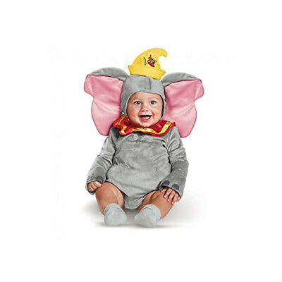 Disney Character Dumbo (The Elephant) Baby / Infant Costume | DISGUISE 99882](Dumbo Baby Costume)