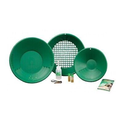 GARRETT Kit Microcont Busca Oro Batea Oro Pan Kit Detector de Metales