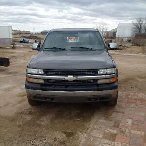 2000 Chevrolet Silverado 2500