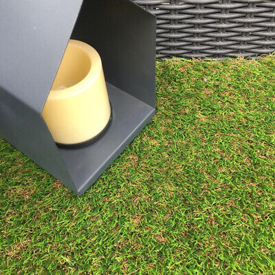 Artificial Grass Offcut Remnant Stafford 25mm Thick Cheap 2m x 2m