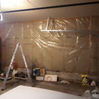 DRYWALLING TAPING AND MUDDING Services Available