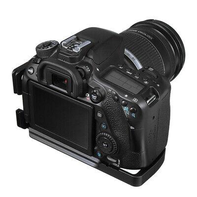 Quick Release Camera L Plate Bracket Hand Grip Holder for Fuji Fujifilm X-H1 XH1