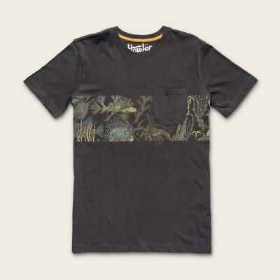 NEW Howler Brothers Exuma Stripe Pocket T-Shirt Small S medium M Large L XL