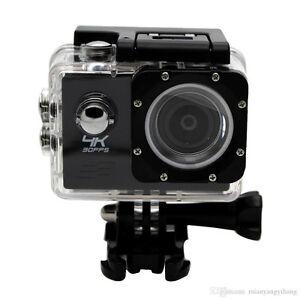 4K 30fps Action Camera, same specifications like GoPro Hero 4 Kitchener / Waterloo Kitchener Area image 2