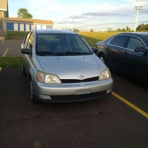 2004 Toyota Echo-New Inspection Great on Gas, Solid Little Car