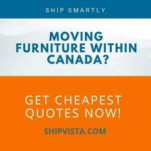 Best Furniture Shipping Rates   Cheapest Deals!