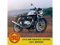 Royal Enfield Continental GT 650 Twin 2020 Cafe Racer Modern Classic Motorcyc...