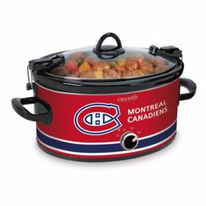 Montreal Canadiens Crock Pot