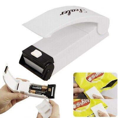 Portable Mini Smart Sealer Heat Sealing Handheld Heating Machine Kitchen Tools