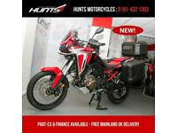 NEW 2021 Honda CRF1100L Africa Twin with PLUS Pack. £14,995 On The Road