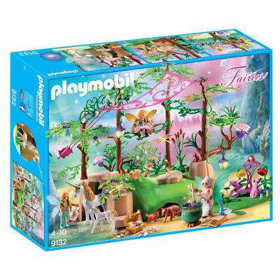 Playmobil Fairies Magical Fairy Forest 9132 NEW