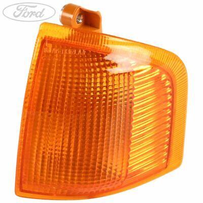 Genuine Ford Escort Mk4 Orion Mk2 N/S Front Flasher Lamp Indicator Light 6136490