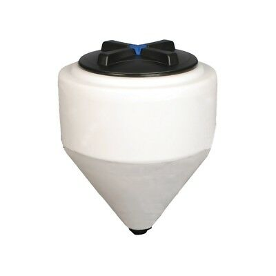 30 Gallon Cone Bottom Tank Only 24 X 28 No Stand