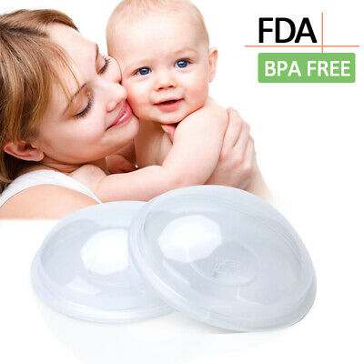 Bpa Free Breast Milk (2Pcs Womens Breastfeeding Silicone Milk Saver Breast Milk Collector BPA FREE)