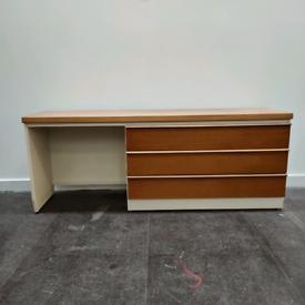 Vintage dresser and side cabinets