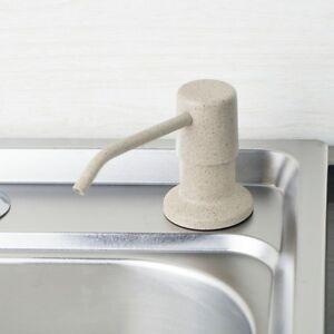 steel kitchen bathro om sink spray paint liquid soap dispenser q9