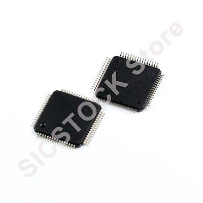1pcs Pic32mx370f512h-ipt Ic Mcu 32bit 512kb Flash 64tqfp Pic32mx370f512h-i 32