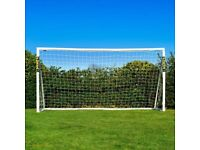 12 foot x 6 foot Goal Post Set