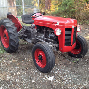 Immaculate classic tractor