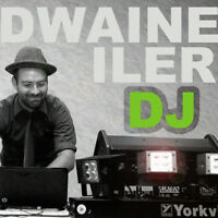 Dwaine Iler - Disc Jockey Service - DJ - Weddings / All Events
