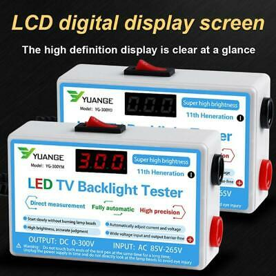 Home Led Tv Backlight Tester Output 0-300v Lamp Bead Lcd Digital Display Strips