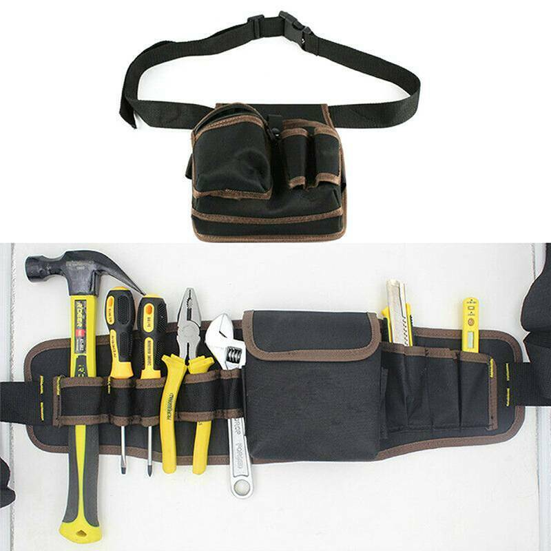 Electrician Pocket Pouch Bag Toolkit Holder