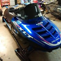 1998 POLARIS INDY LIMITED XLT 600....Trade???