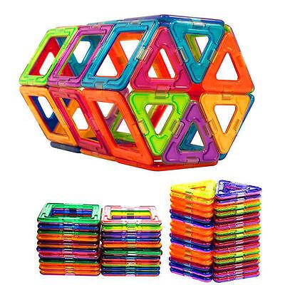 US Magformers Toy 3D Bricks Magnetic Building Blocks Educational Kids Toys 42PCS