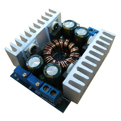 10a Dc-dc Buck Boost Module Step Down Up 5-30v To 1-30v With Current Y9e1
