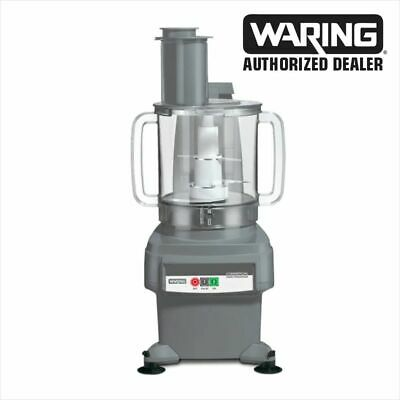 Waring - Fp2200 - Food Processor W 6 Qt Bowl Continuous Feed