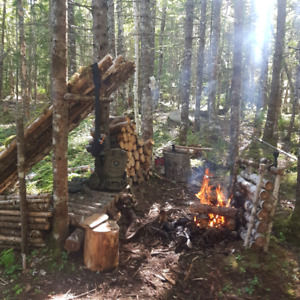 Watch videos about backcountry camping life