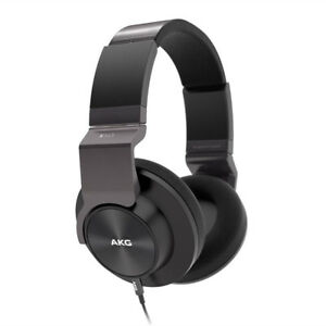 AKG K545 Closed-Back Reference Class Headphones