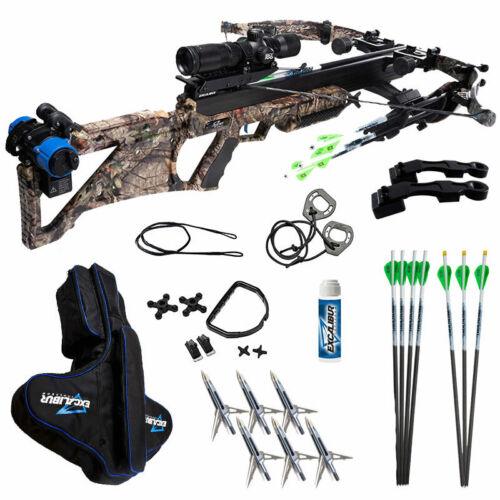 Excalibur Bulldog 440 Crossbow *PRO* Package - Mossy Oak - NEW