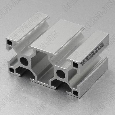 3060l 30x60mm T-slot Aluminum Extrusion 30 Series Length100200300400500mm